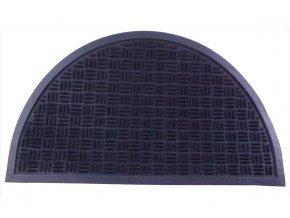 Rohožka 45x75cm guma/koberec půlkruh EXCELENT