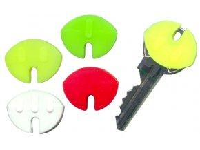 Rozlišovač klíčů 4ks  CZ