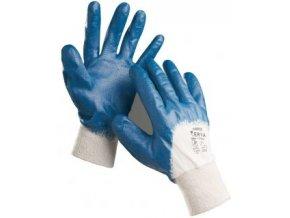 Rukavice pracovní nitril HARRIER L (9)