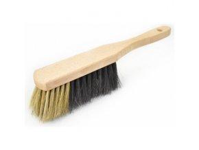 Smetáček dřevo surový 4řadý směs žíní  VALA