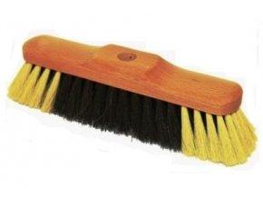Smeták PH 28cm bez hole, imitace dřeva, směs žíní, třepený  CZ