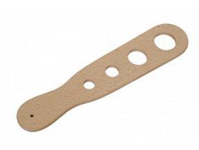 Špagetový kalibr 31cm dřevo  CZ