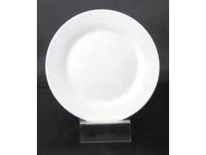 Talíř dezertní ¤20,5cm bílý  YOUNG ABC