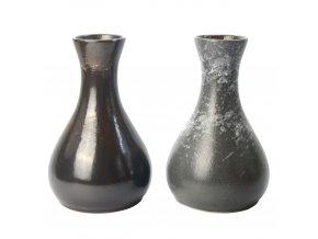 Váza keramická Tereza 27cm  CZ, mix barev