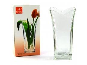 Váza sklo 23cm  VINCIANA