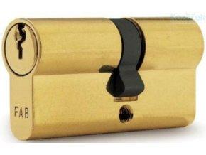 Vložka FAB cylindrická 2018D R1 29+35mm, 5klíčů