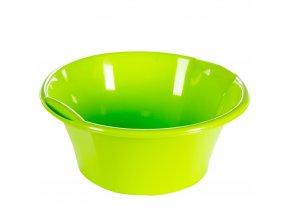 Dřez plastový 11,5L ¤40x18cm  BENTOM, mix barev
