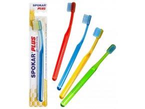 Zubní kartáček SPOKAR 3428 PLUS měkký
