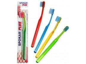 Zubní kartáček SPOKAR 3428 PLUS střední