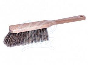 Smetáček dřevo surový 6řadý směs žíní  VALA