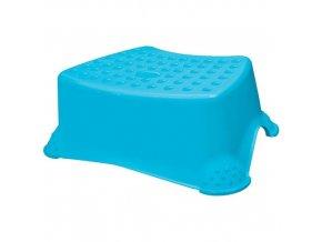 Stolička 41x29x14cm protiskluzová 80kg  KEEEPER modrá