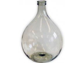Demižon holý skleněný 10L