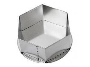 Forma dortová 6-hran malý 18x18cm  CZ