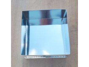 Forma dortová čtverec 15x15cm  CZ