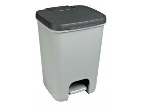 Koš odpadkový pedál 20L  ESSENTIALS