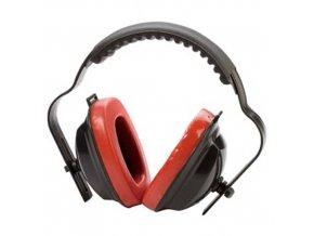 Chrániče sluchu sluchátka 21DB polstrované  STREND PRO