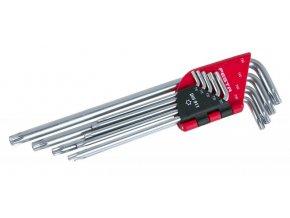Klíče imbus Torx sada T10-50 9ks dlouhé  FESTA
