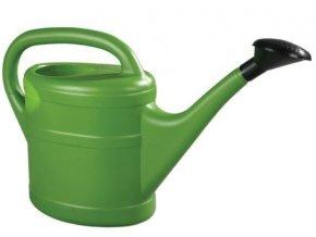 Konev zahradní plast  5L s kropítkem GREINER zelená
