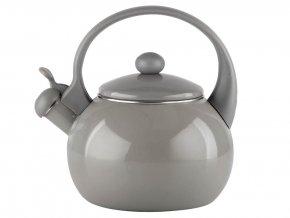 Konvice čajník smalt 2,2L MEYERHOFF šedá, indukce