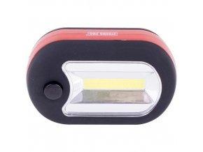 Svítilna COB+3 LED WORKLIGHT IP20, magnet