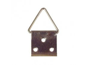 Háček obrazový triangl 31mm (odběr bal.10ks)