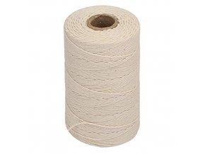 Provázek potravinářský bavlna voskovaný 100g/285m  STREND