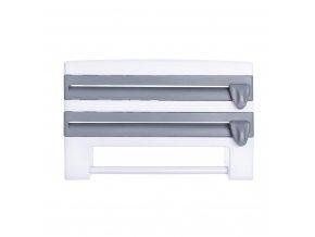 Zásobník folií, alobalu a papírových utěrek 3v1