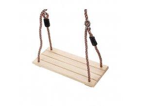 Houpačka dřevěná 40x16cm 100kg  KATANA
