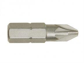 Bit PZ2 25mm Crv