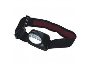 Svítilna LEDx5 čelovka  H1630