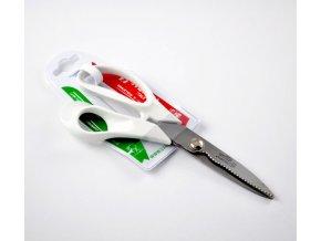 Nůžky na ryby 19cm nerez/plast  SVANERA 8730B
