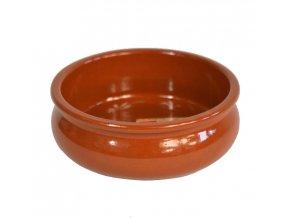 Mísa keramika zapékací kulatá ¤18x6,7cm  COK