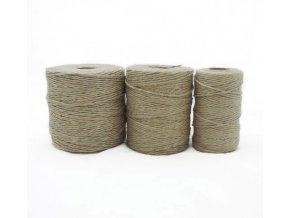 Provázek potravinářský bavlna 100g/100m  TEX1000