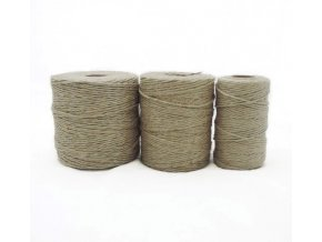 Provázek potravinářský bavlna 250g/250m  TEX1000