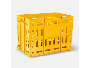 Přepravka pečivo SUPRO recyklát černá (balík max.2ks)