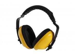 Chrániče sluchu sluchátka 27DB polstrované  FESTA