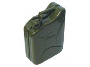 Kanystr 20L kov vojenský JAD