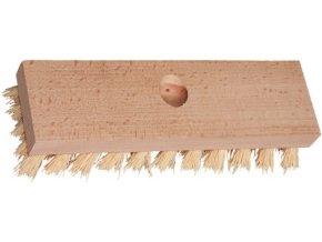 Kartáč podlahový dřevo na hůl zatloukací 4224/861 SPOKAR