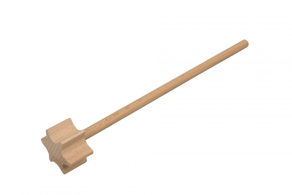 Kvedlačka dřevěná  25cm  CZ