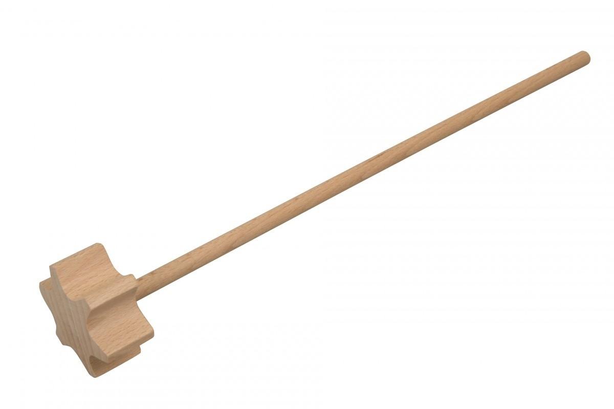 Kvedlačka dřevěná  35cm  CZ