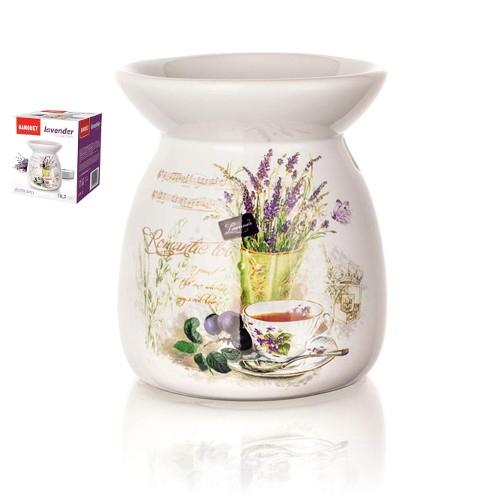 Lampa aroma keramika 10,2cm  LAVENDER
