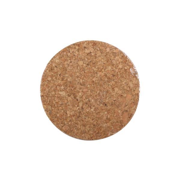 Prostírání korkové kruh ¤9,5cm 6ks  TORO