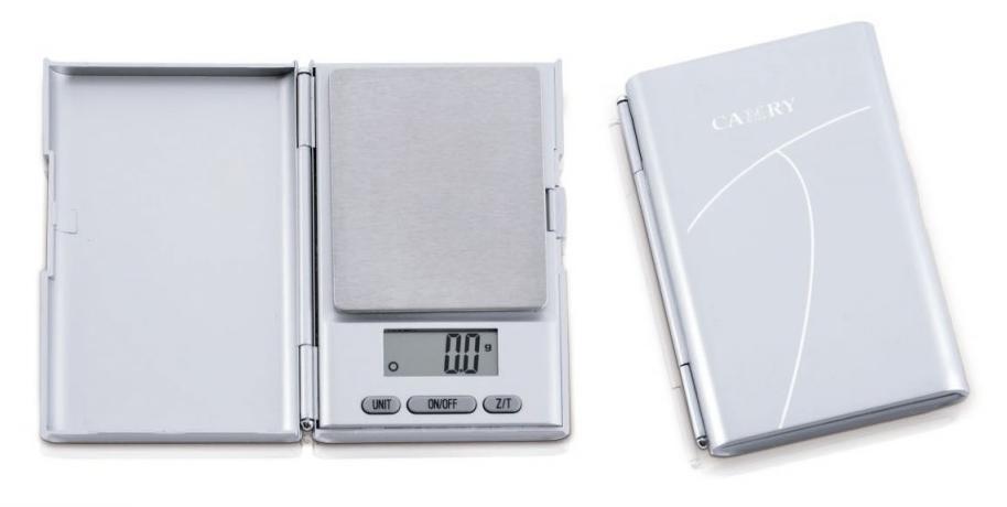 Váha kapesní digitální 500g  CAMRY