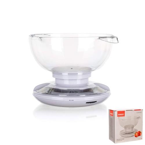 Váha kuchyňská 5kg mechanická s miskou  CULINARIA