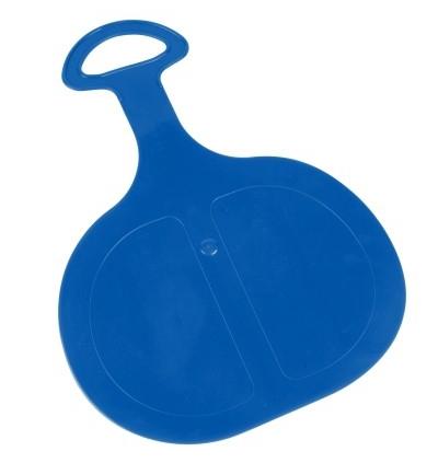 Sáňkovací lopata/klouzák PINGUIN modrá  CZ
