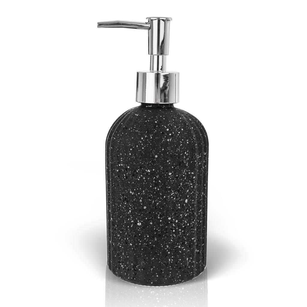 Dávkovač mýdla 450ml sklo MARBLE  nasklad. 3.8.