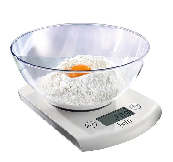 Váha kuchyňská digitální  5kg s mísou  BOWL