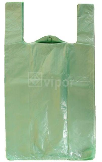 Taška mikroten 10kg/100ks zelená