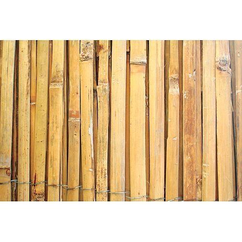 Rohož stínící bambus štípaný 1,5x5m  STREND