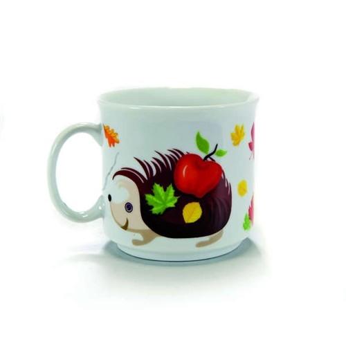 Hrnek dětský keramika 210ml  JEŽEK